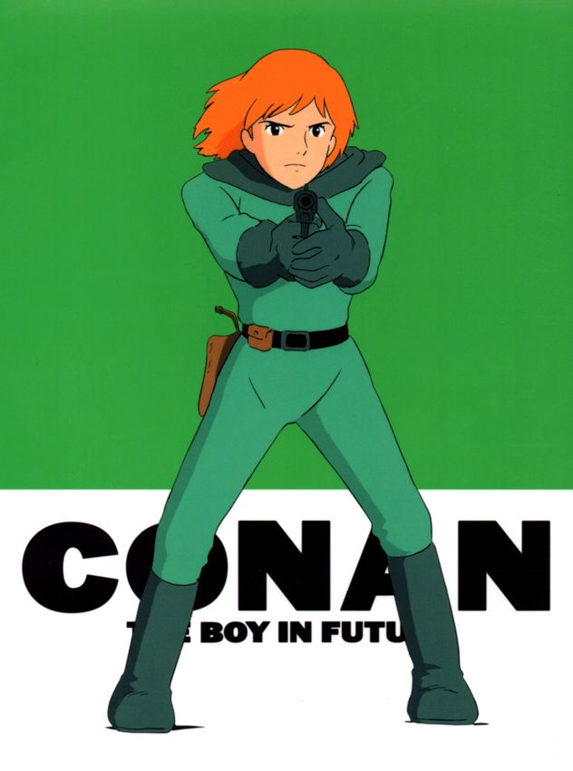 Conan The Boy In Future 06