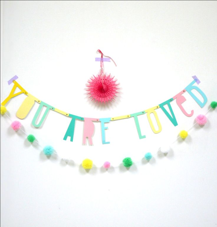 #DIY Letter #banner #pastel karton #Paper from www.kidsdinge.com    www.facebook.com/pages/kidsdingecom-Origineel-speelgoed-hebbedingen-voor-hippe-kids/160122710686387?sk=wall http://instagram.com/kidsdinge #Toys #Speelgoed