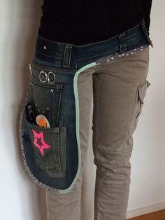 tablier de couture blog sur le feel