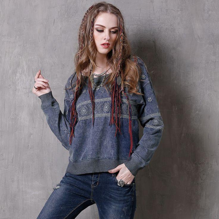 Long Sleeve Pullover Sweatshirts