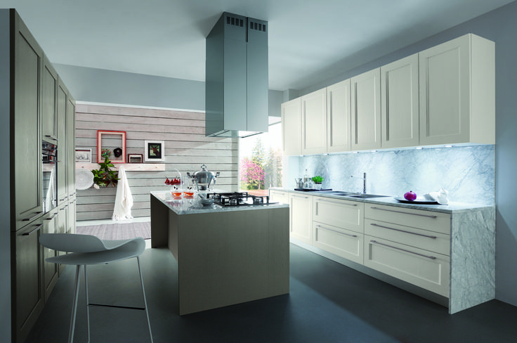#cucine #cucina #kitchen #kitchens #modern #moderna #gicinque #elite www.gicinque.com/...