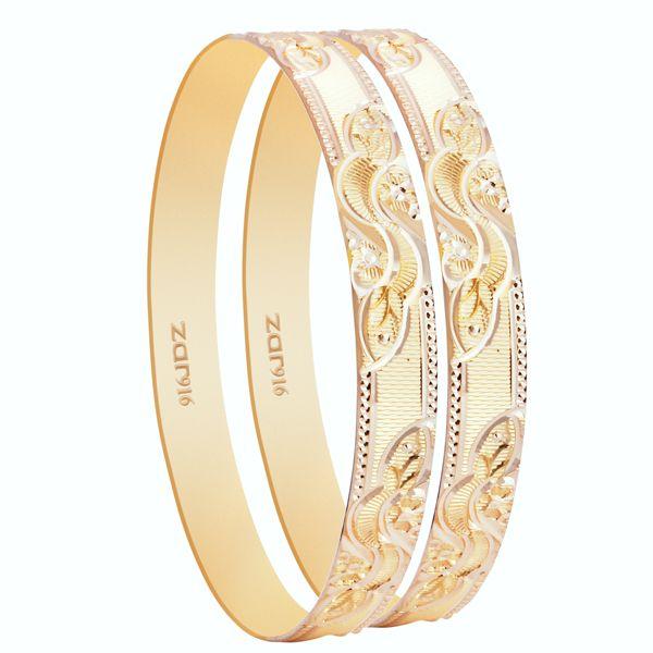 Light weight bangles for those beautiful thin wrists.