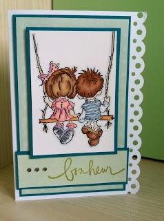 Il blog di mamma Francy: Card per una convivenza...