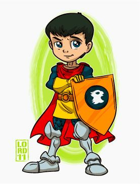 Lil Eric the Cavalier by lordmesa.deviantart.com on @deviantART