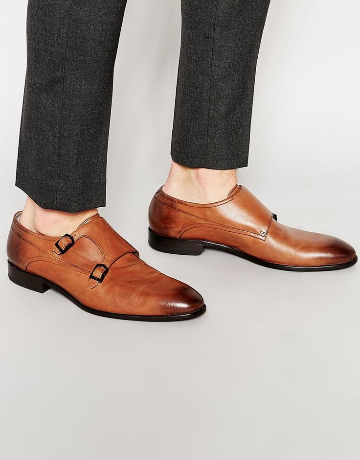 Hugo Boss Dressa Monk Shoes - Disponible sur Asos