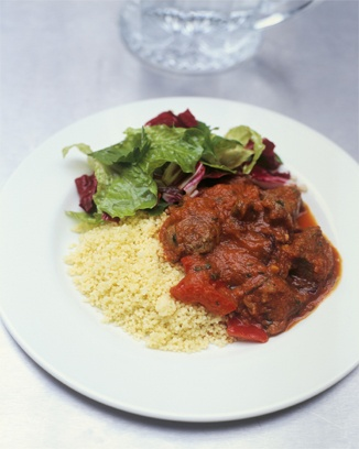 Curry, Jamie Oliver