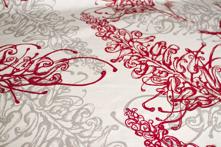 Grevillea by Ink and Spindle