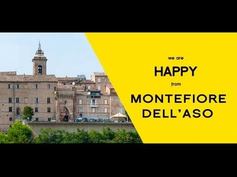 HAPPY from Montefiore Dell'Aso - Pharrell Williams #HAPPYDAY - YouTube