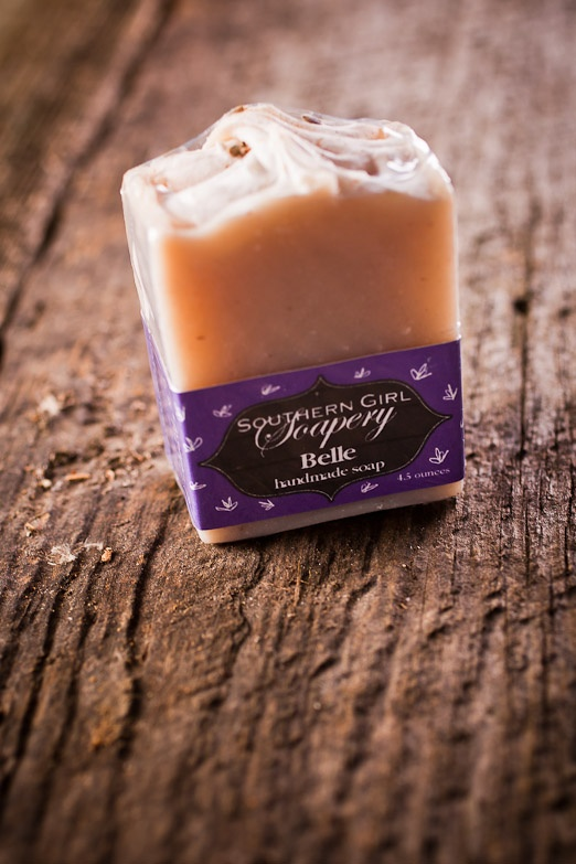 Southern Girl Handmade Soap for Bourbon and Boots  Perfect for those less-than-savory smelling and foul mouth people in my life! ;)