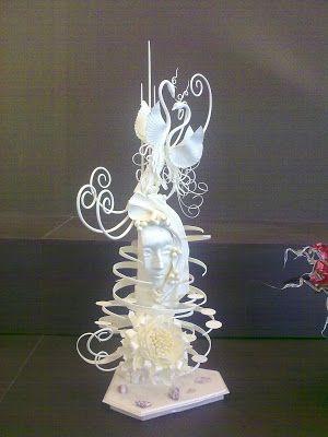 Blown Sugar Art Pieces | Le blog de Caro