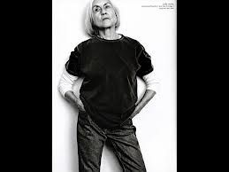 HBG Blog: former Vogue editor Polly Mellon in a GAP ad