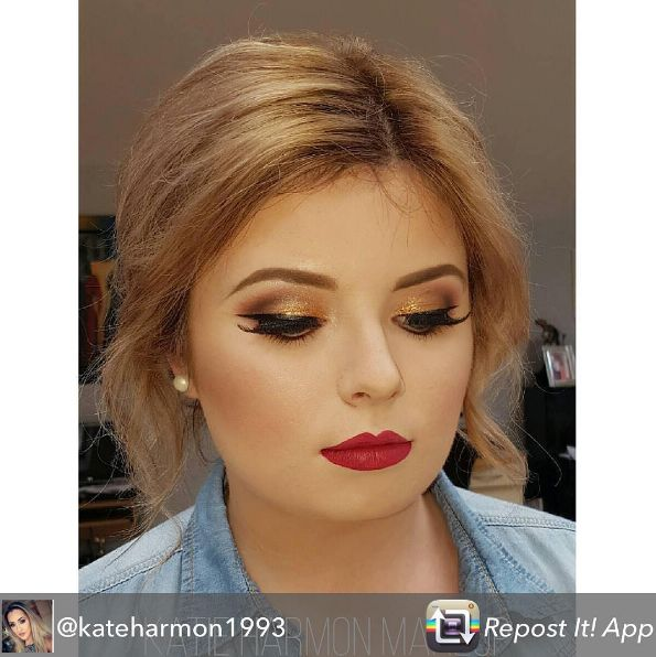 Makeup by Kate - Stila MUA in our Fairgreen store Carlow.  Call the store on 059 9182082 to book an appointment.