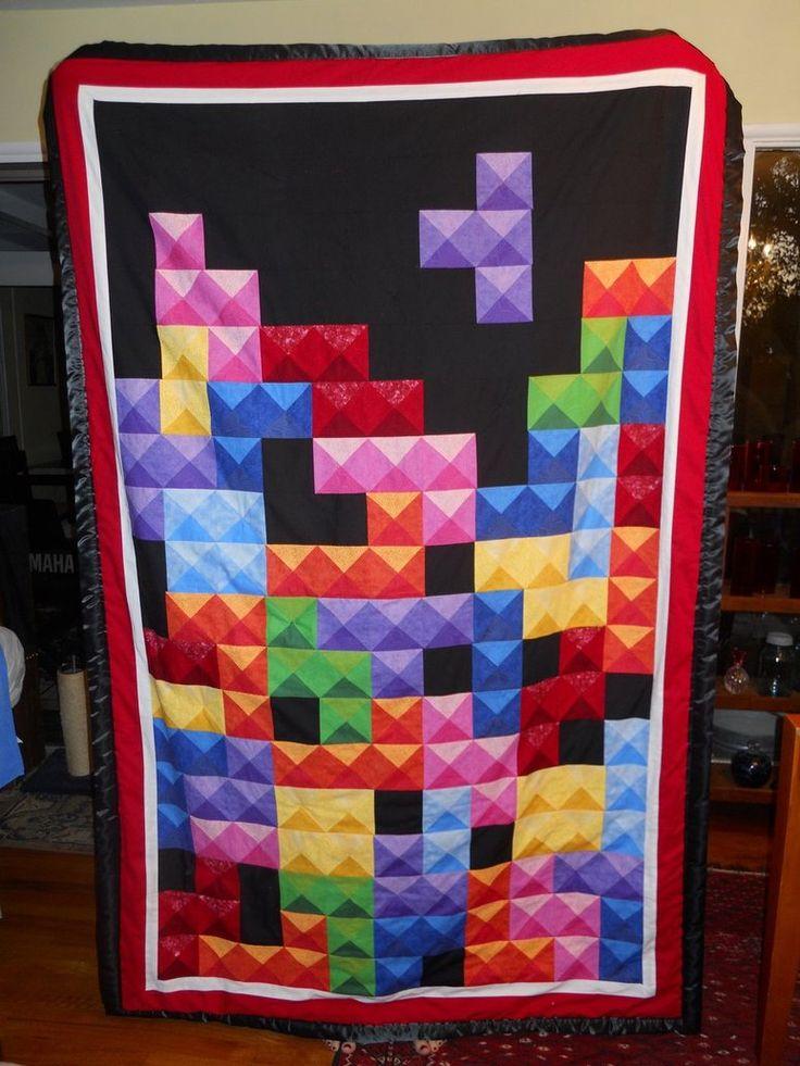 Tetris Quilt!