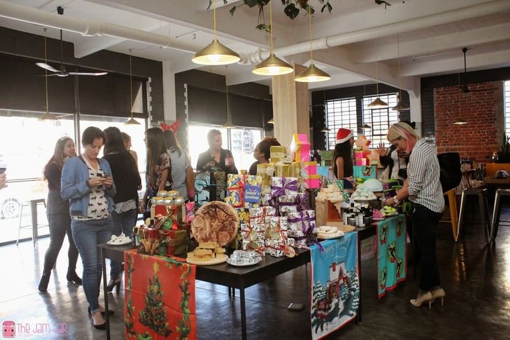 Event: Lush South Africa Christmas 2014 Preview