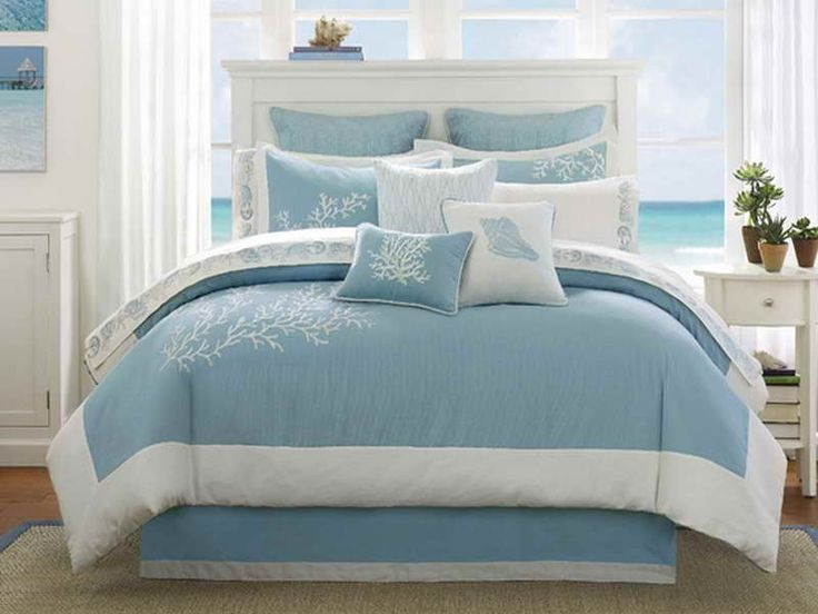 Beach Theme Bedding Sets Love This One From Harbor House The Whites And Blues