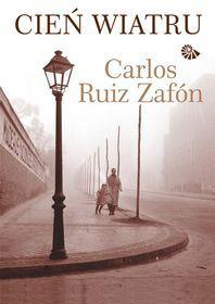 Cień wiatru-Zafon Carlos Ruiz