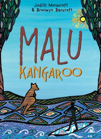 Bronwyn Bancroft » Malu The Kangaroo