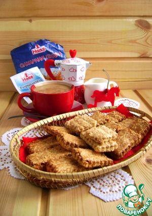 Рецепт: Варшавское печенье