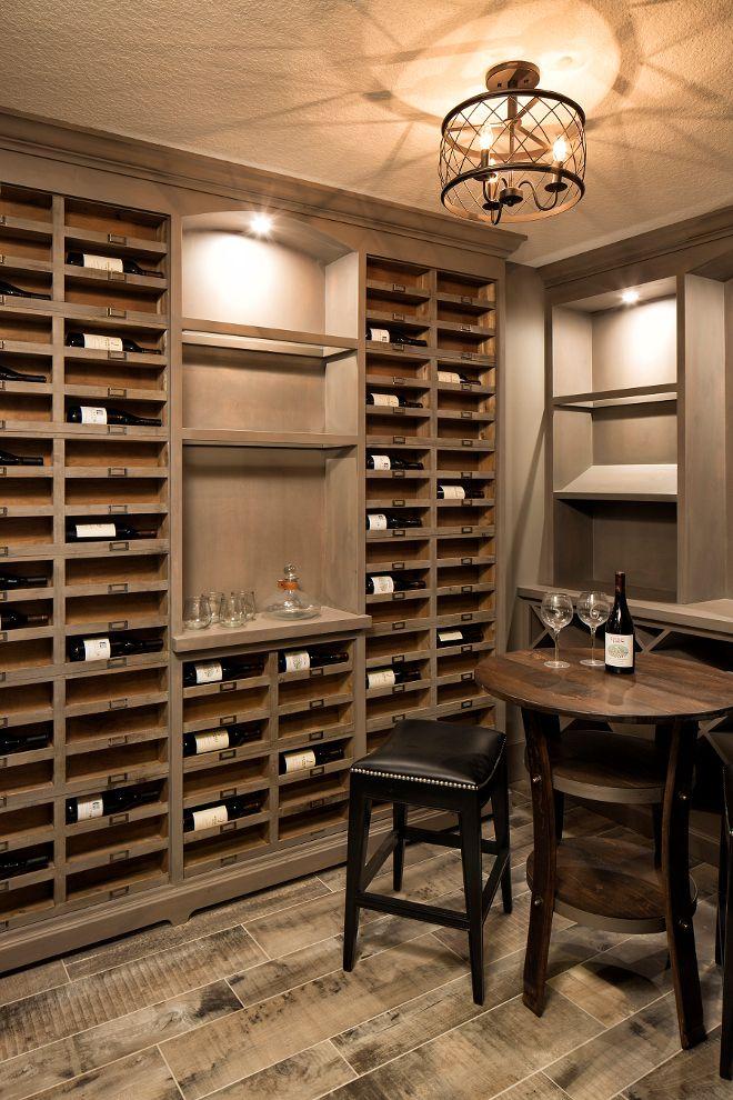 wine room lighting. Wine Cellar Shelves Flooring Is A Woodlooking Ceramic Tile Room Lighting S