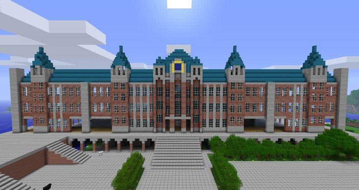 big minecraft houses | Huge mansion Minecraft Project