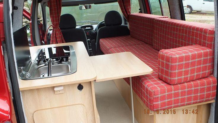 Fiat Doblo Camper - Tim Thornbury - Picasa Web Albums