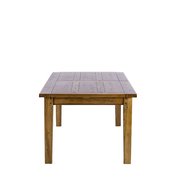 The Micklow Large Extending Dining Table  - Oak Dining Table