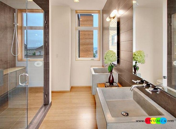 Bathroom:Contemporary Modern Artisan Crafted Sinks Handcrafted Vessel Metal Sink Bathroom Interior Furniture Decor Design Ideas Modern Bathroom Sink Eco-Conscious, Artisan Crafted Sinks Sparkle With Contemporary Class
