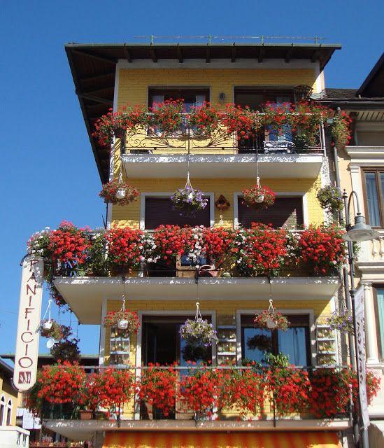 Balconi ad Asiago http://lefotodiluisella.blogspot.it/