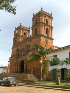 Barichara, Santander, Colombia.
