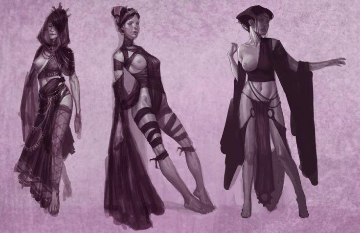 Aphrodite From God of War | Image - Aphrodite-sketches ...