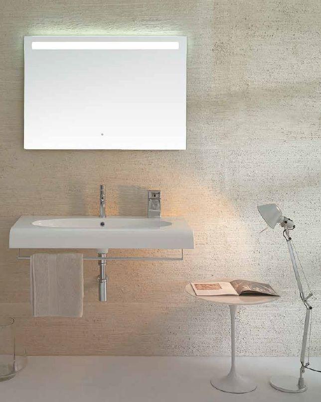 Минимализм и рациональность линии от Ceramica Globo  Компания Ceramica Globo представила новую #сантехническую коллекцию Bowl+ в которую входят: ванны, раковины, биде, унитазы шкафчики и зеркала с подсветкой и сенсорными выключателями – все, что нужно для обустройства ванной комнаты в современном стиле.  Всем моделям присущи овальные очертания, чистые линии, гладкие поверхности без дополнительного декора. Дизайн коллекции разработан студией Design Lab+