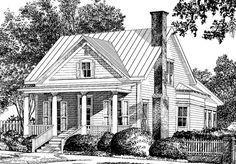Walterboro Ridge - Moser Design Group | Southern Living House Plans