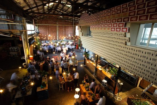 another amazing melbourne venue Mountain Goat Brewery