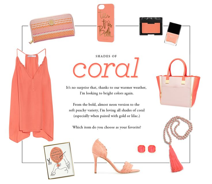 Fabulous K • Color Story | Coral