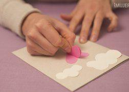 Romántica tarjeta de globo aerostático para San Valentín - IMujer