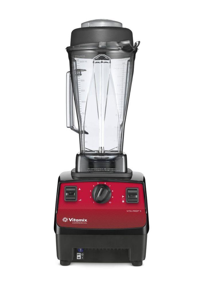 Vitamix Blender - Vita-Prep 3. The best restaurant blender around! Shop now at www.ShopAtDean.com