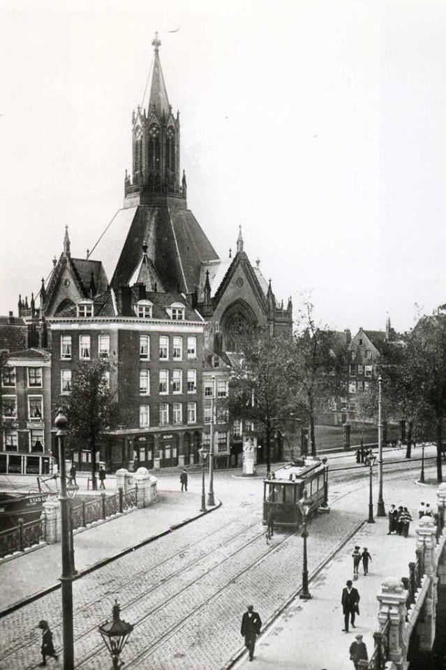 Rotterdam - Gedempte Glashaven