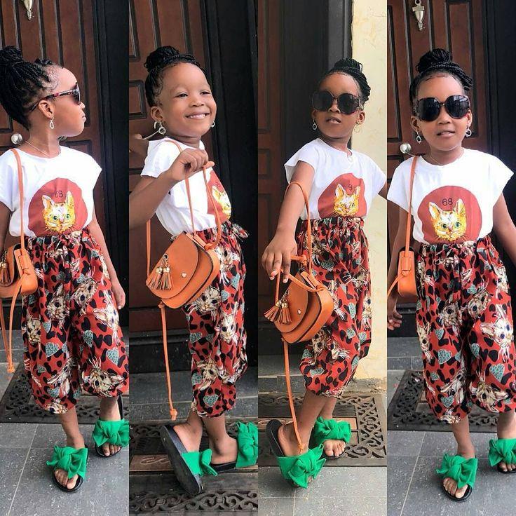 "NIGERIA'S TOP KIDDIES PAGE on Instagram ""Cute Miss Adora"
