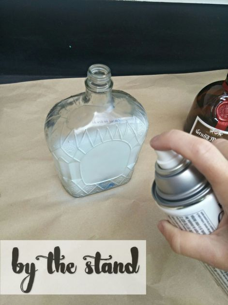 Make Gorgeous Decanters from Old Liquor Bottles                                                                                                                                                                                 More