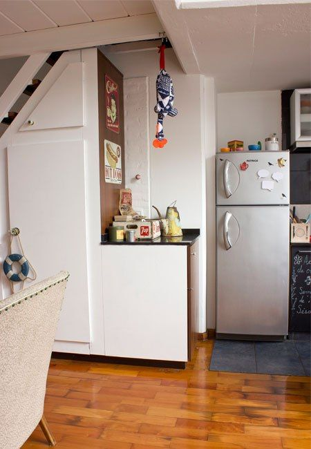 M s de 25 ideas incre bles sobre departamento tipo loft en for Decoracion casas 70m2