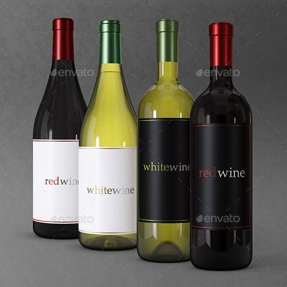 Download Wine Bottle Mock Up Food And Drink Packaging Wine Bottle Design Wine Bottle Bottle Mockup