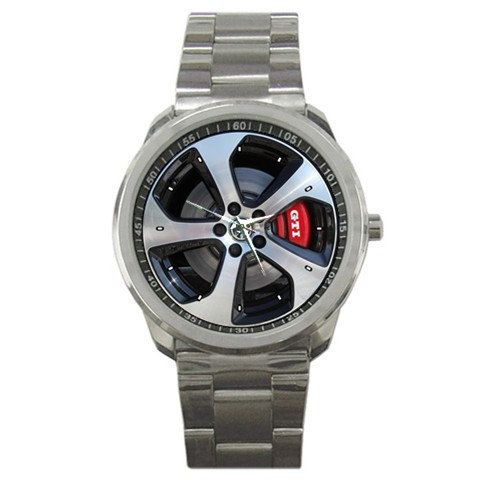 2014 Volkswagen GTI 5 wheel concept sport watches hot by dodoljam, $13.99
