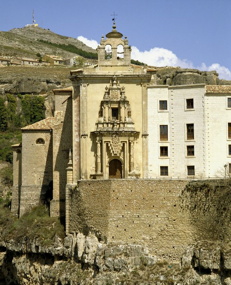 #Parador de #Cuenca #bodas con #historia #ideales #weddingvenue