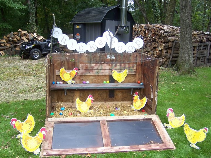 Chicken Coop Farm Theme Party Ideas 4 Future Parties