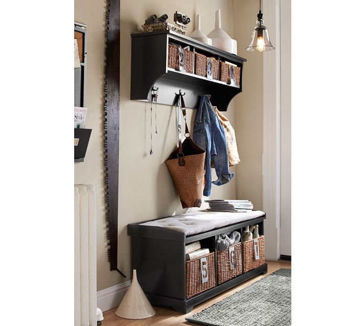 Samantha Entryway Collection Pottery Barn Organise