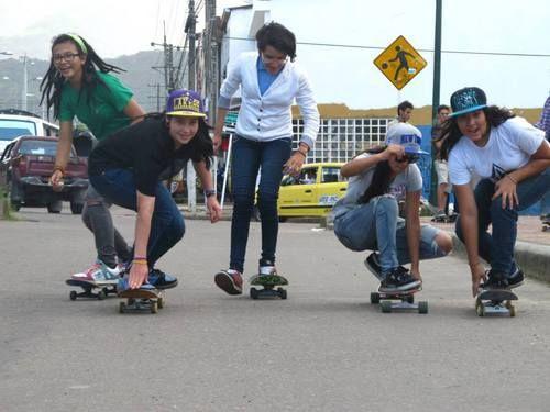 GIRLS+SKATEBOARD+en+Villavicencio+Meta+Colombia+:+Sociedad+de+artistas+del+Meta++ Diversidad+cultual+y++libre+desarrollo+de+la+personalidad+|+sodeartmeta