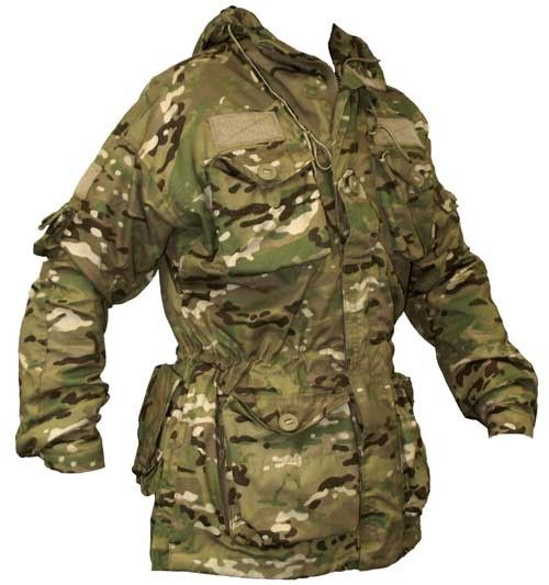 SOLO Special Forces LRP Smock
