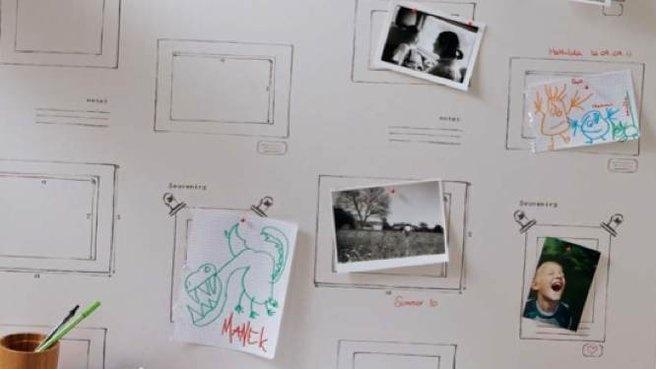 Papier peint cadre photos leroy merlin