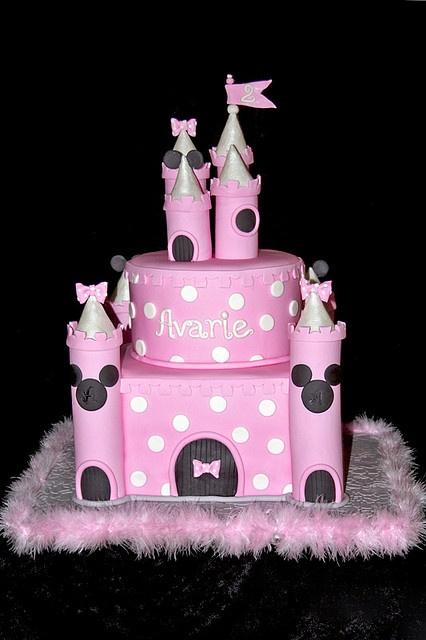 Minnie Mouse Castle