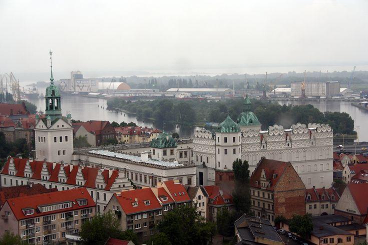 Stettin im Polen Reiseführer http://www.abenteurer.net/2700-polen-reisefuehrer/